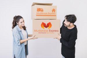Slider de Mudanzas Express